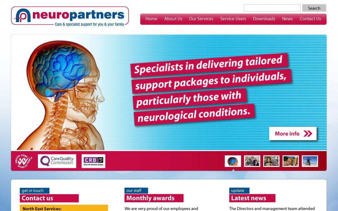 Neuro Partners Website