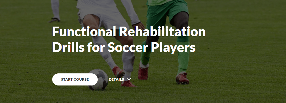 Functional Rehab Drills Soccer