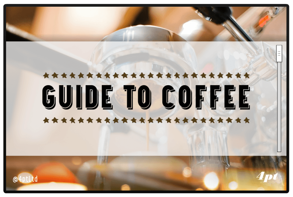 Guide to Coffee