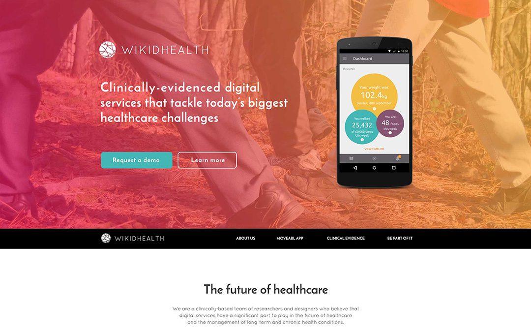 WIKIDHEALTH Website