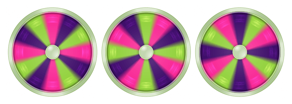 Spinning Wheel Graphics