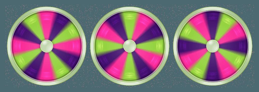 Spinning Wheel Graphics