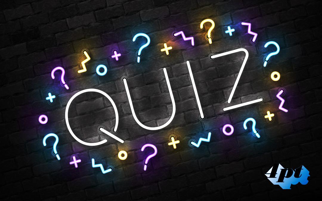 Gameshow eLearning Quiz