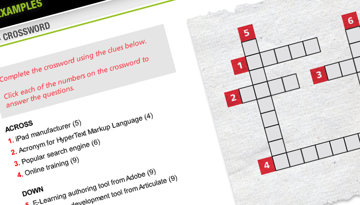 Interactive Crossword Puzzle Featured Image