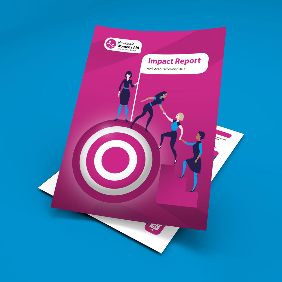 Annual Report Design by 4pt Limited